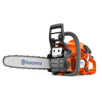 HUSQVARNA 135 MARK 11 CHAINSAW