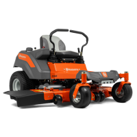 HUSQVARNA Z254F ZERO TURN MOWER