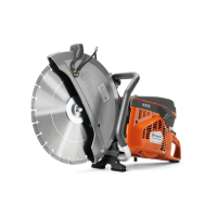 HUSQVARNA K970/16 POWER CUTTER